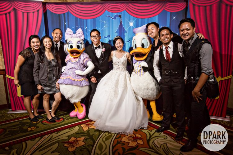 Donald and daisy duck married - photo#40