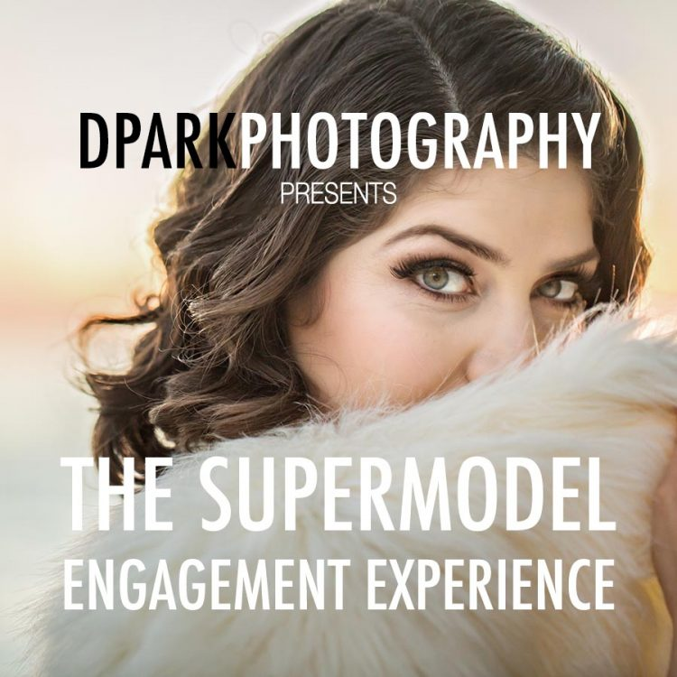 The Supermodel Engagement Experience | Introducing DPARK Hair and Makeup