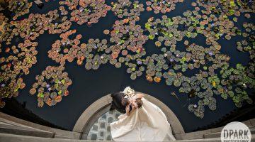 Sneak Peek | Skirball Cultural Center Wedding Instahighlight | Anneliese + Loren