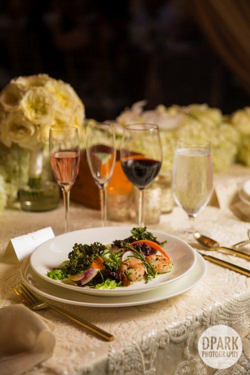 royal-hawaiian-wedding-reception-meal-food-entree