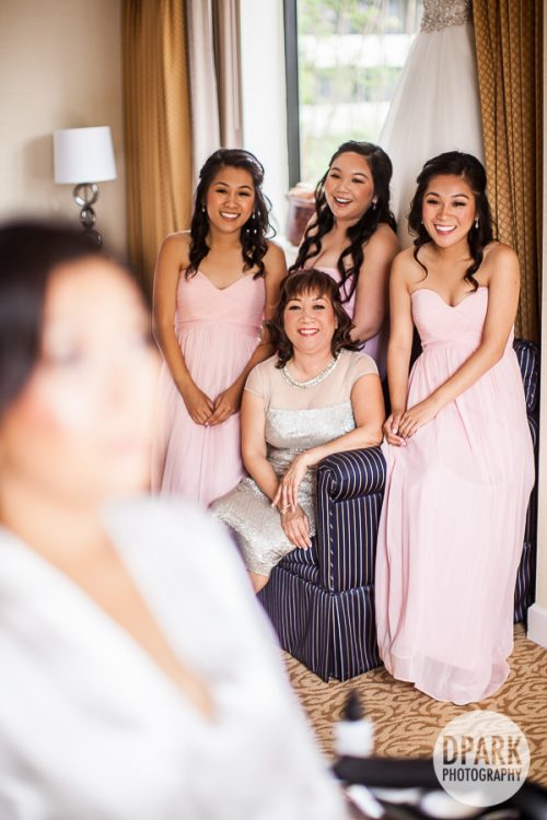 donna-morgan-pink-blush-bridesmaids-gowns