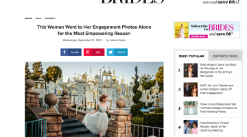 Published on BRIDES