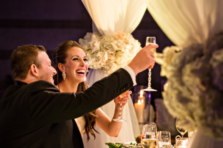 luxury-wedding-reception-toast