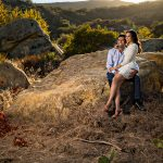 Sneak Peek | Laguna Beach Engagement | Jyoti + Prem