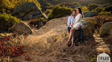 Sneak Peek | Laguna Beach Engagement | Jyoti + Prem