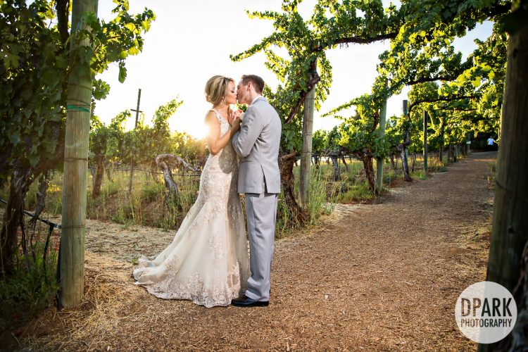 Wilson Creek Winery Wedding | Tina + Jonathan