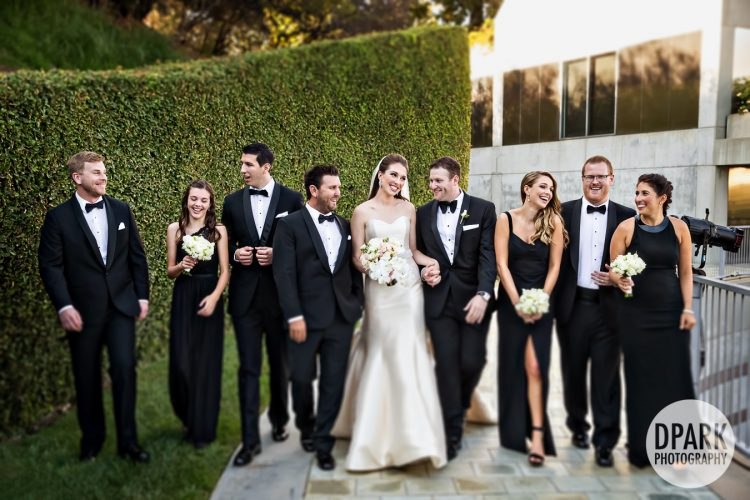 skirball-torrance-luxury-jewish-bridal-party-wedding