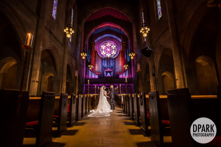 first-congregational-church-la-wedding-film