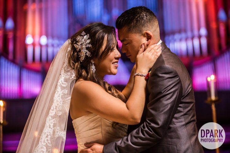 first-congregational-church-la-wedding-video