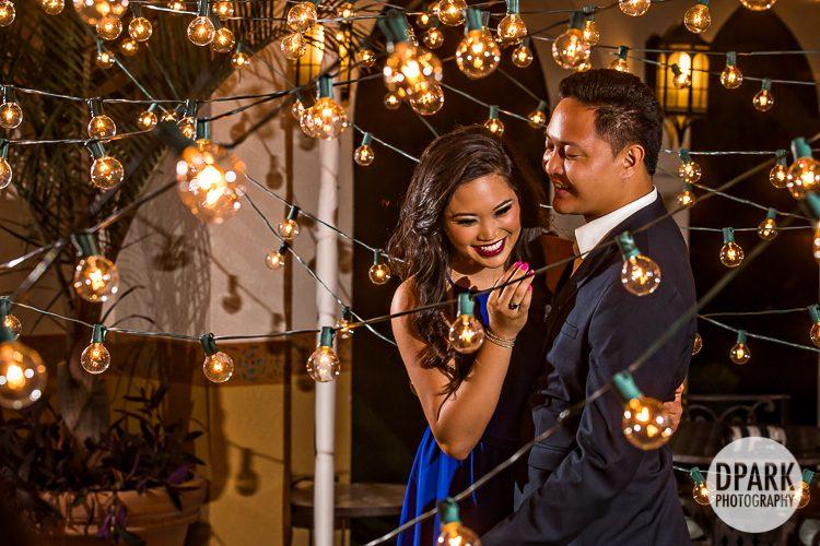 best-proposal-lights-night-star-engagement