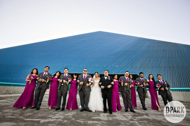 cal-state-long-beach-wedding-bridal-party