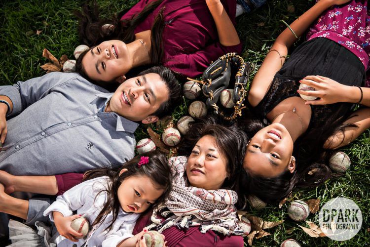 best child memorial family photoshoot