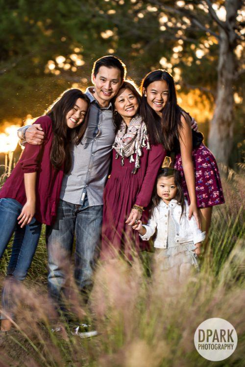 inspirational Orange County brain cancer family