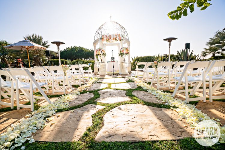 Monarch Beach Resort Wedding Ceremony