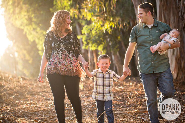 luxury-serrano-creek-park-family-photos