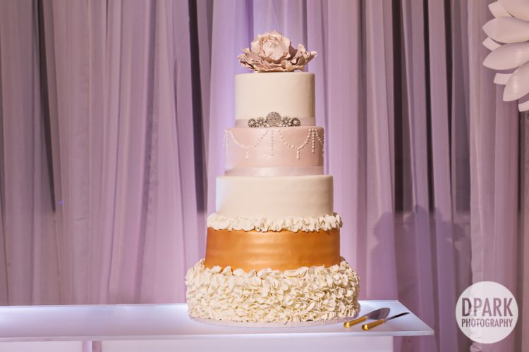 luxury-wedding-san-diego-reception-cake