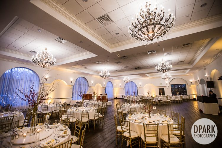 Villa Westminster Wedding Reception