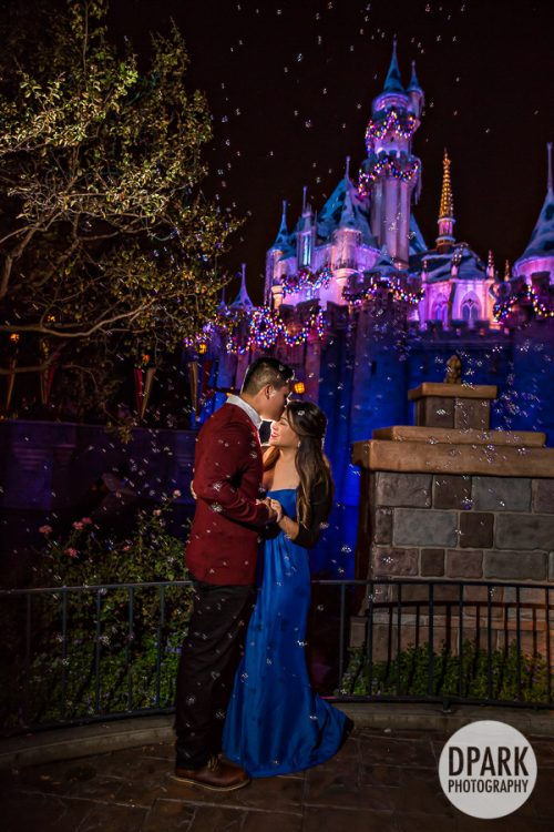 castle-night-christmas-engagement