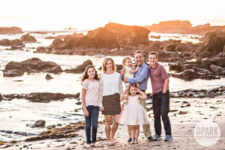 Heisler Park Family Christmas Photos | The Butlers