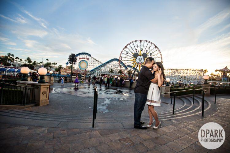 paradise-pier-ferris-wheel-engagement
