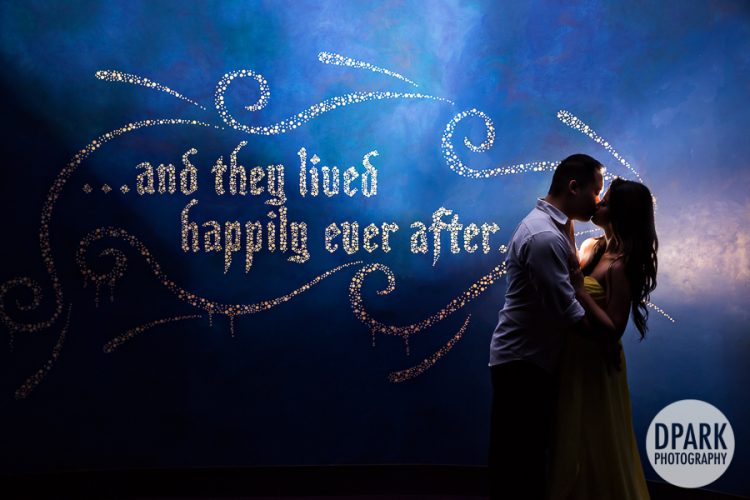 Magical Fairy Tale Engagement | Mindy + Hoang