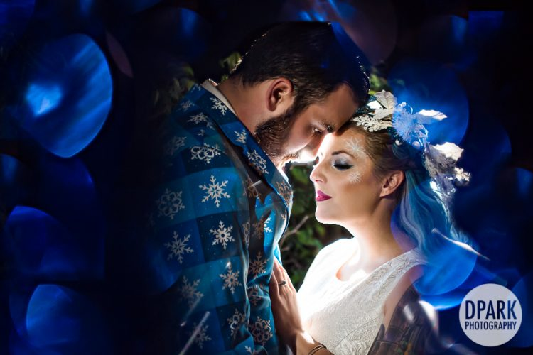 ice-frozen-blue-prince-princess-engagement-photos