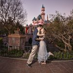 Sneak Peek   Happiest Place on Earth Engagement   Becky + Chad