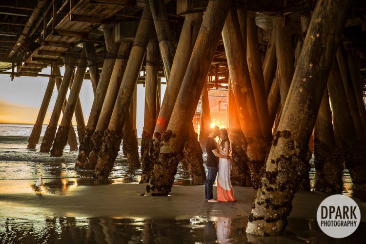 santa-monica-pier-luxury-vietnamese-engagement