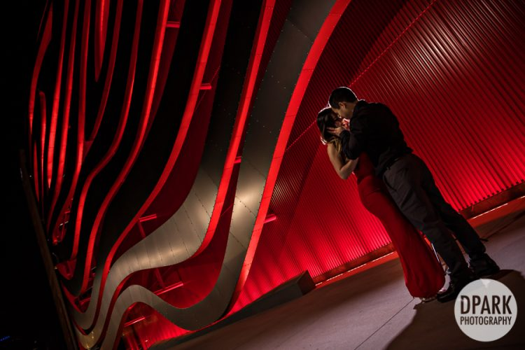 petersen-auto-museum-engagement-photography