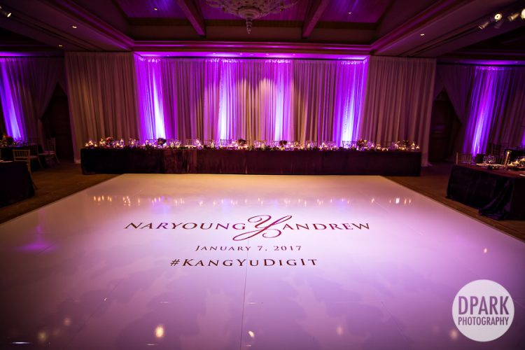 purple-pink-red-wedding-reception-decor