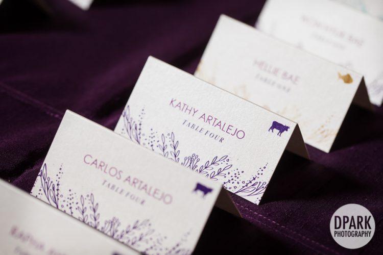 mar-vista-ballroom-wedding-reception-pelican-hill-namecards
