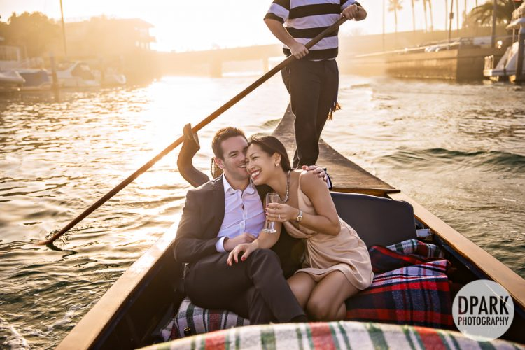 Sneak Peek | Newport Gondola Engagement | Patricia + Tim