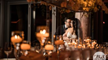 Luxe Hotel Skirball Wedding | Theary + Evan