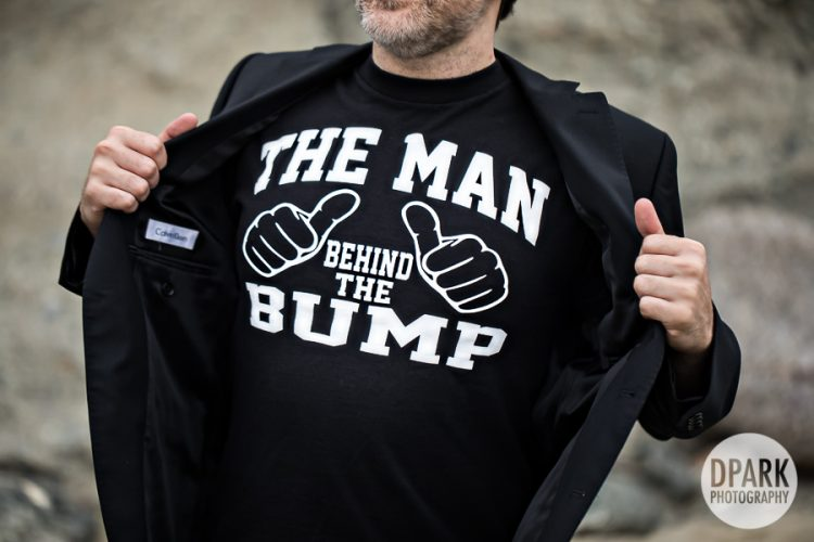 best-maternity-paternity-dad-man-bump-shirt-photo-idea