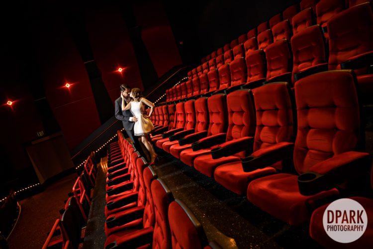 Sneak Peek | Tustin Sushi and Movie Engagement | Yesenia + Ernesto