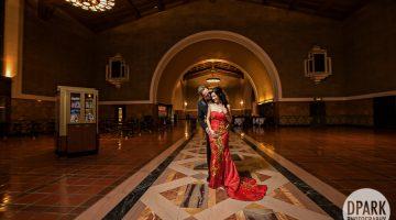 Sneak Peek | Union Station Wedding | Lynn + Todd