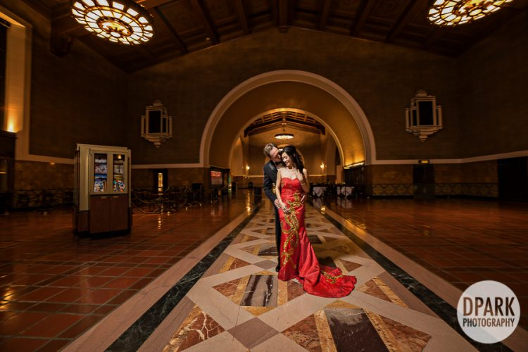 Sneak Peek | Union Station Wedding | Lynn + Todd