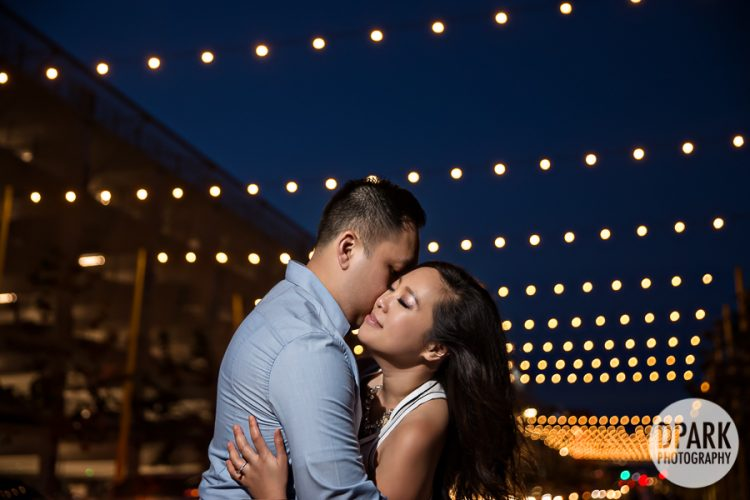 Sneak Peek | Santa Monica Engagement | Vy + Tony
