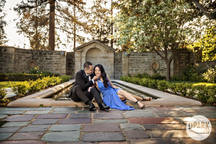 greystone-mansion-vietnamese-engagement-photographer