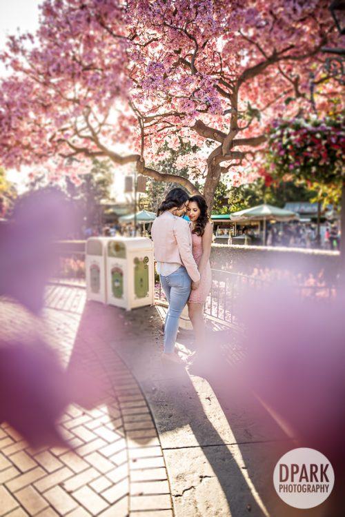 cherry-blossom-pink-lgbt-engagement