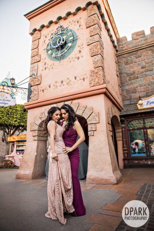 cinderella-clock-lesbian-engagement