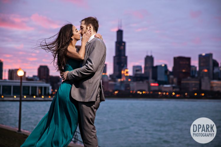 best-downtown-chicago-engagement-places