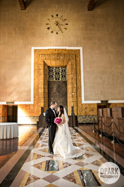 union-station-los-angeles-wedding-photographer