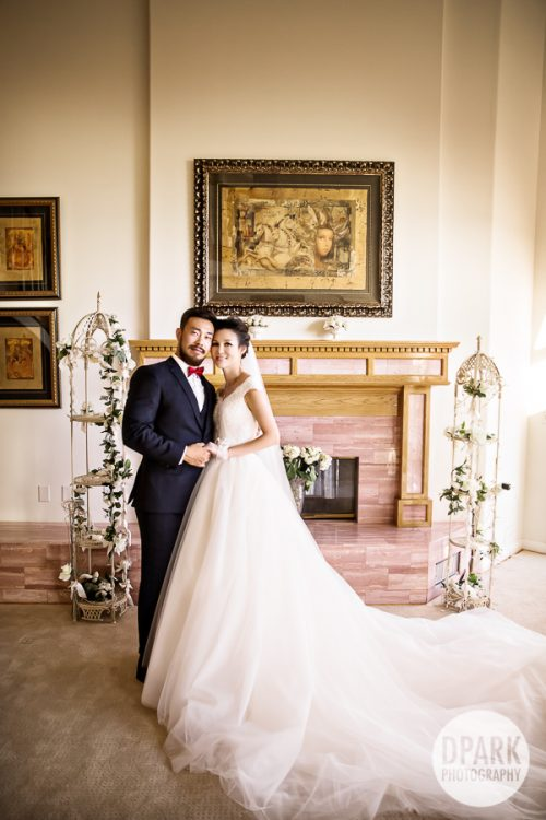 Neutral Romantic Wedding