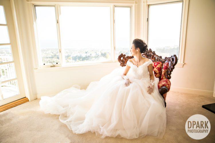 San Clemente AirBNB Wedding | Amanda + David