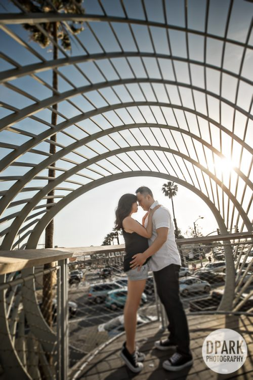 downtown-santa-monica-vietnamese-engagement-photographer