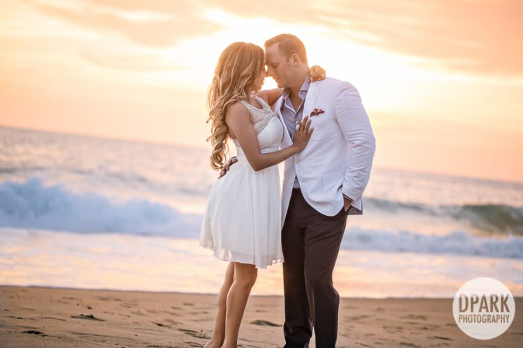 Sneak Peek | Montage Laguna Beach Engagement | Michelle + Dustin