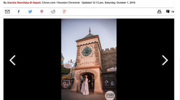 Published on SF Gate | Epic Engagement Break Up Princess Shoot