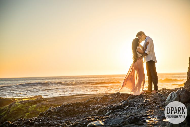 Sneak Peek | Laguna Beach Engagement | Eddie + Pourya