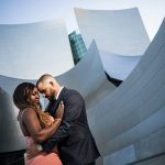 Downtown Los Angeles Engagement | Ty + Nicholas